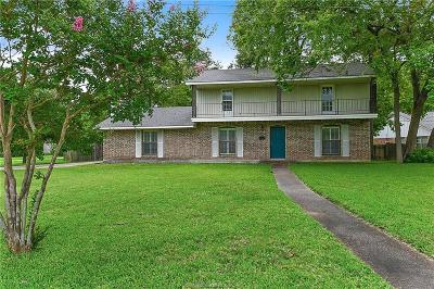 Brazos County Single Family Home For Sale: 4101 Tanglewood Drive