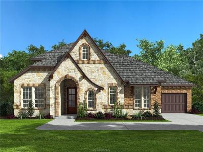 College Station Single Family Home For Sale: 1795 West Blanco Bend Drive