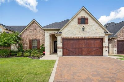 College Station Single Family Home For Sale: 4314 Velencia Court