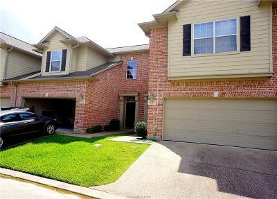 Bryan Condo/Townhouse For Sale: 1425 Villa Maria #502