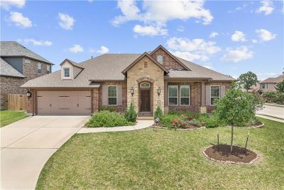 College Station Single Family Home For Sale: 4400 Odell Lane