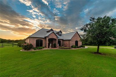 Brazos County Single Family Home For Sale: 4384 Tuscany Trace Ct.
