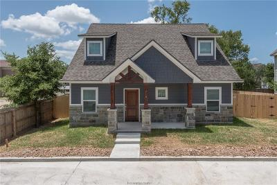 College Station Single Family Home For Sale: 718 Pasler Street