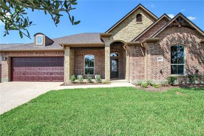 College Station Single Family Home For Sale: 2712 Wardford Way