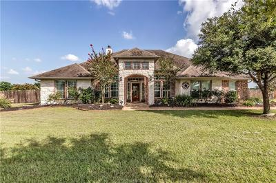 Bryan Single Family Home For Sale: 7144 Gemstone Drive
