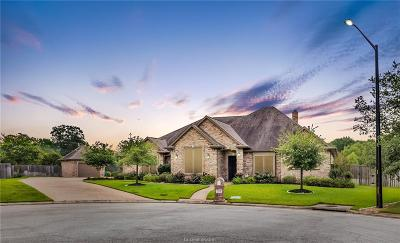 College Station Single Family Home For Sale: 5312 Ballybunion Court