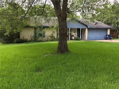 Single Family Home For Sale: 1404 Austin