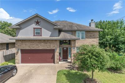 Single Family Home For Sale: 1100 Petersburg Court