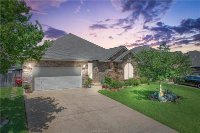 Bryan , College Station  Single Family Home For Sale: 4013 Reatta Lane