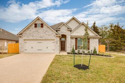 Bryan Single Family Home For Sale: 2958 Archer Drive
