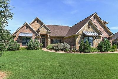 College Station Single Family Home For Sale: 1013 Sanctuary Court