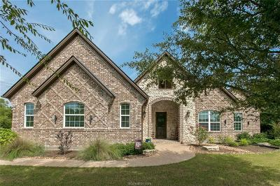 College Station Single Family Home For Sale: 5216 Canvasback Cove