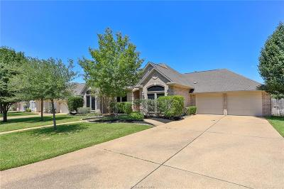 College Station Single Family Home For Sale: 9307 Chadwick Lane