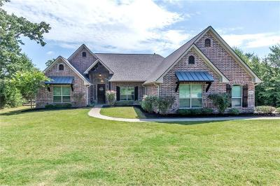 College Station Single Family Home For Sale: 18001 Martingale Court