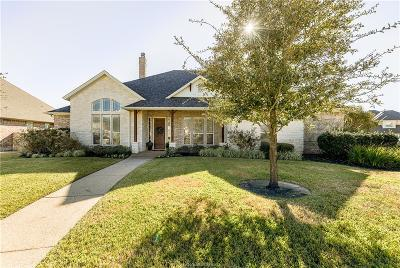 College Station Single Family Home For Sale: 5300 Saint Andrews Drive