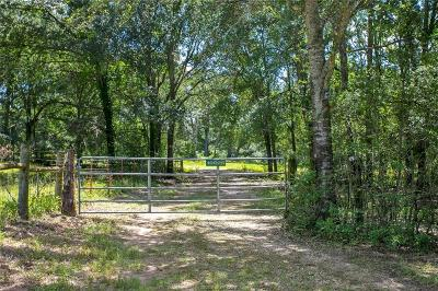 Burleson County Single Family Home For Sale: 10026 County Road 305