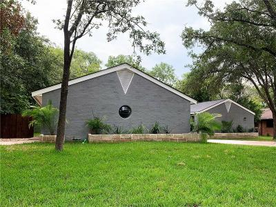 College Station Single Family Home For Sale: 1809 Hondo Drive