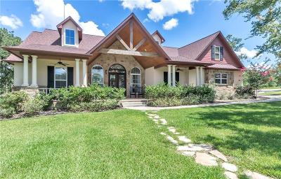 Brazos County Single Family Home For Sale: 5102 Trumpeter Swan Drive