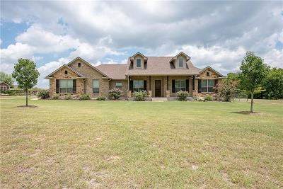 College Station Single Family Home For Sale: 18259 Retriever Run