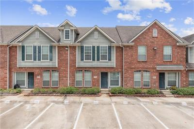 College Station Condo/Townhouse For Sale: 1001 Krenek Tap Road #1304