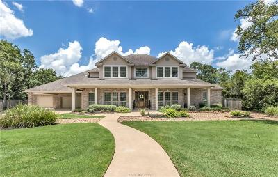 Brazos County Single Family Home For Sale: 2220 Rockingham Loop