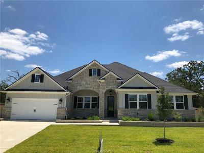 Bryan Single Family Home For Sale: 3253 Rose Hill