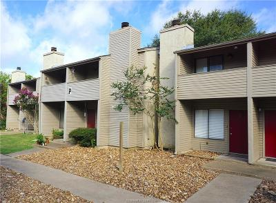 College Station Condo/Townhouse For Sale: 1902 Dartmouth P-5