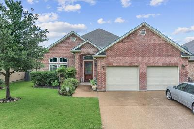 Bryan Single Family Home For Sale: 2603 Lochinvar Lane
