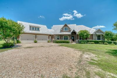 Grimes County Single Family Home For Sale: Tbd Country Road 172