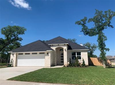 College Station Single Family Home For Sale: 4025 Brownway Drive