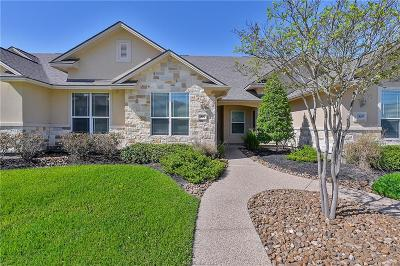 College Station Condo/Townhouse For Sale: 3807 Silverthorne Lane