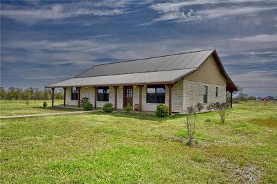 Leon County Single Family Home For Sale: 4395 West County Road 403