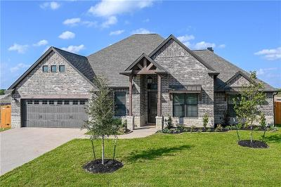College Station Single Family Home For Sale: 4207 Lismore Lane