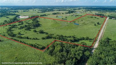 Caldwell Residential Lots & Land For Sale: Tbd Cr 119 (+/-88.84 Acres)