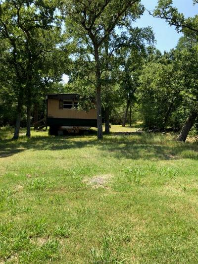 Burleson County Single Family Home For Sale: 100 Cowboys Drive