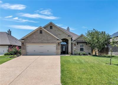 College Station Single Family Home For Sale: 2504 Kimbolton Drive