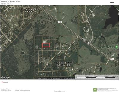 College Station Residential Lots & Land For Sale: Parker Pvt Lane