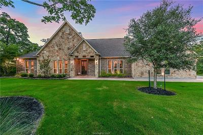 College Station Single Family Home For Sale: 18451 Anasazi Bluff Drive