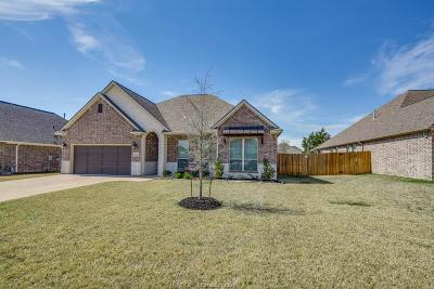 Bryan Single Family Home For Sale: 3062 Embers Loop