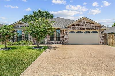 Brazos County Single Family Home For Sale: 803 Dove Run Trail