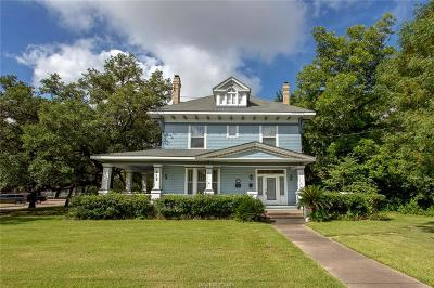 Bryan Single Family Home For Sale: 615 East 29th Street