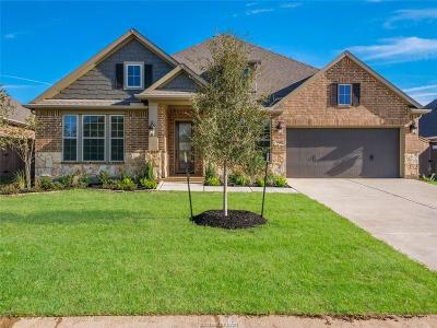 College Station Single Family Home For Sale: 3607 Haskell Hollow Loop