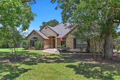 College Station Single Family Home For Sale: 17829 Saddle Creek Drive