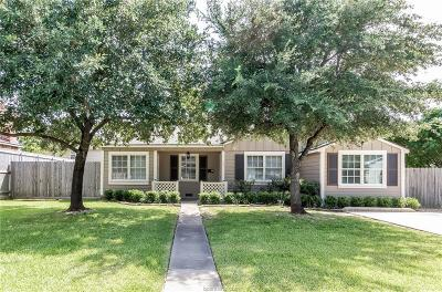 College Station Single Family Home For Sale: 706 Welsh