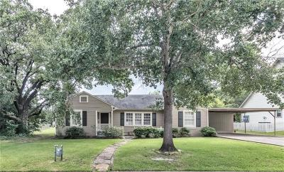 College Station Single Family Home For Sale: 510 Ayrshire Street
