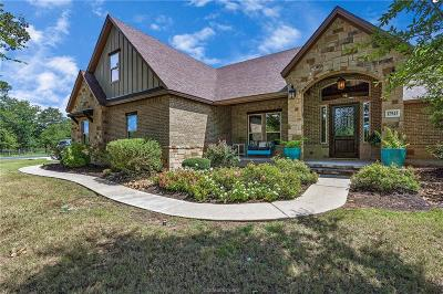 College Station Single Family Home For Sale: 17943 Saddle Creek Drive