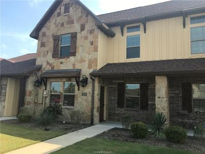 College Station Condo/Townhouse For Sale: 3330 Airborne
