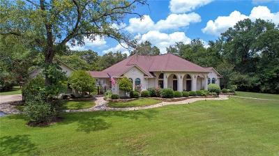 College Station Single Family Home For Sale: 10411 River Road