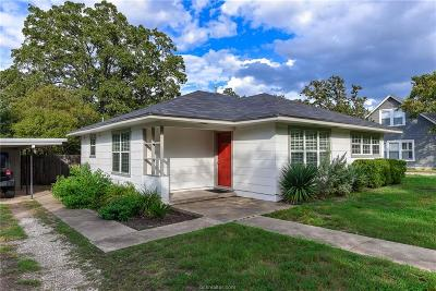 Bryan Rental For Rent: 3809 Oakwood Street