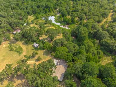 Brazos County Single Family Home For Sale: 6000 Lynn Elliott Lane